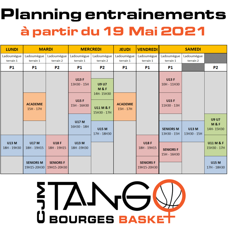 planing 16 Mai